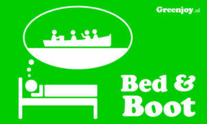 Bed & Boot arrangement Leeuwarden