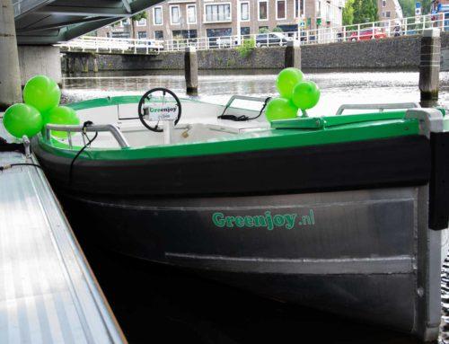 Greenjoy fluistersloepverhuur breidt uit naar Alkmaar