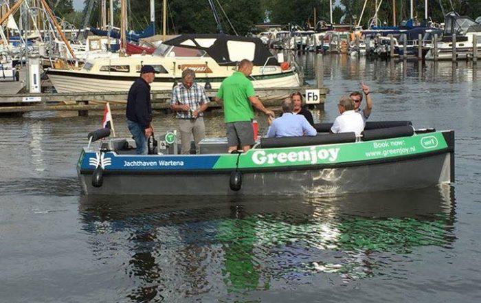 Greenjoy Jachthaven Wartena - De Alde Feanen