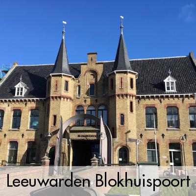 Reserveren Leeuwarden Blokhuispoort