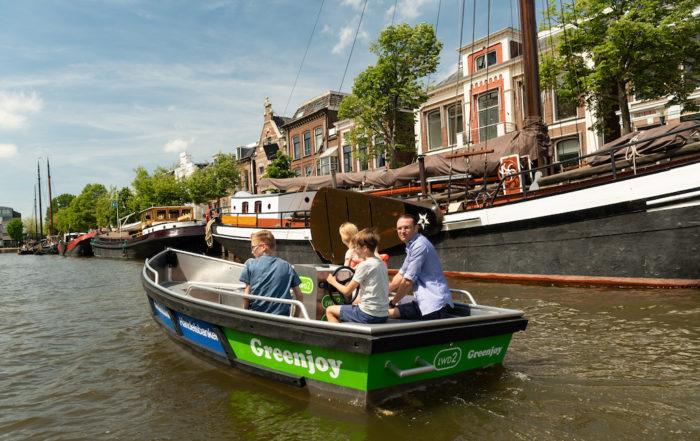 Vaartips in Leeuwarden