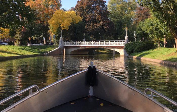 Waarom varen leuker is in de herfst